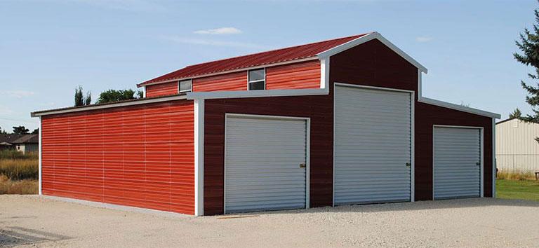 Metal Buildings in Collierville