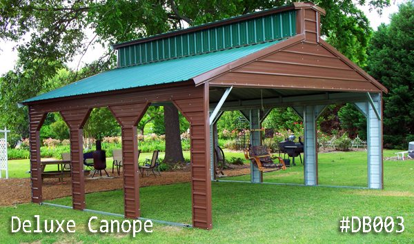 Deluxe Carport Cover Canopy
