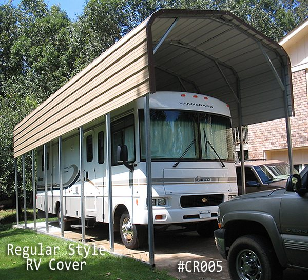 Regular Style Roof Carport