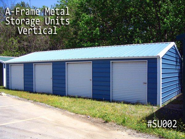 Metal Storage Complex Unit