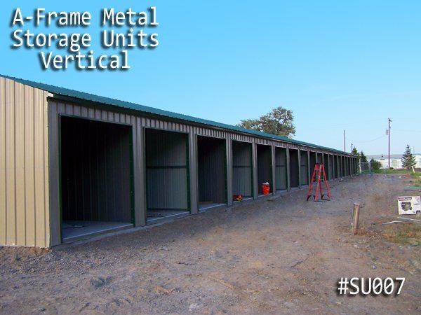 Steel Storage Complex Building