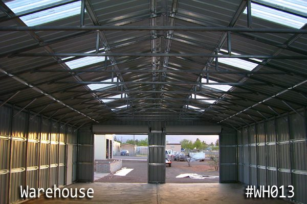 Warehouse Clear Span Steel Building