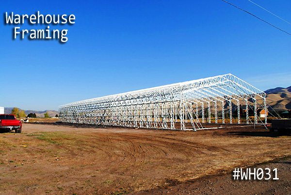 Warehouse- Clear Span Building
