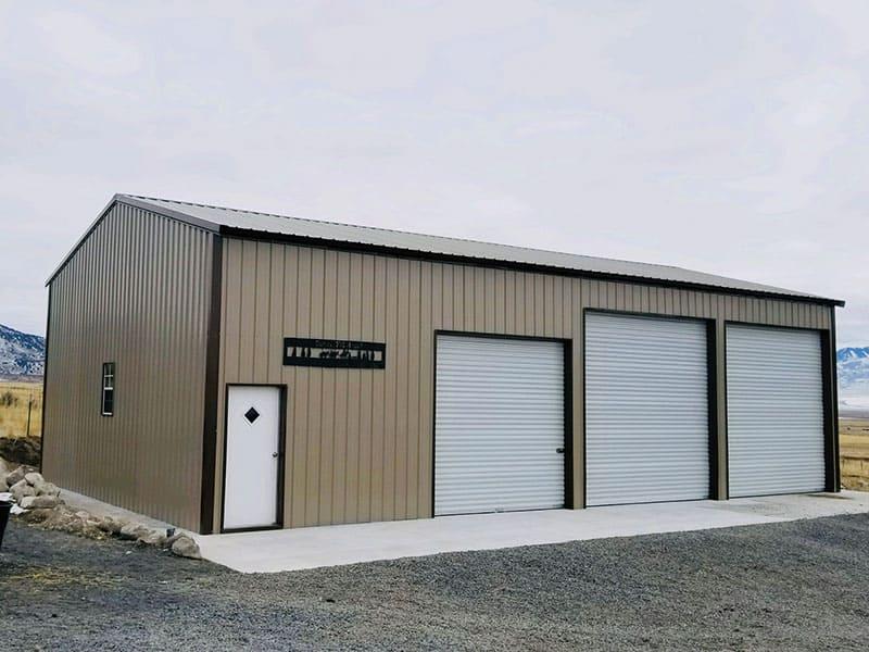 Three Car Garages