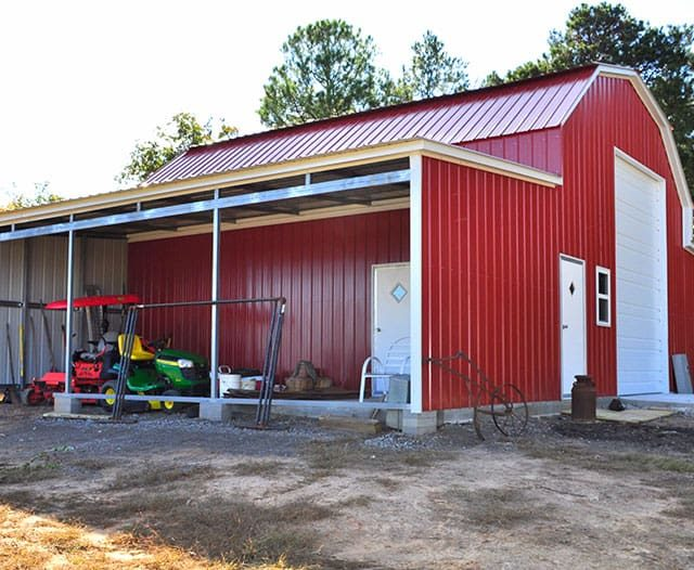 48x30x12 Agricultural Building