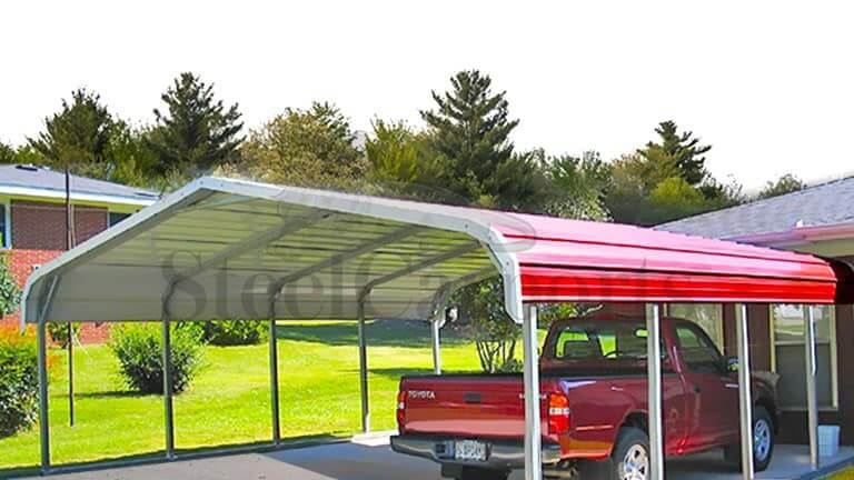 12x31 Regular Style Carport