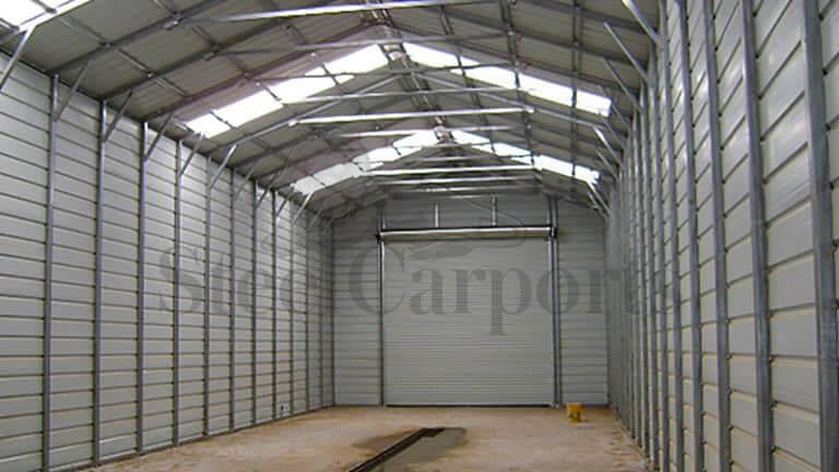 One Car Garages