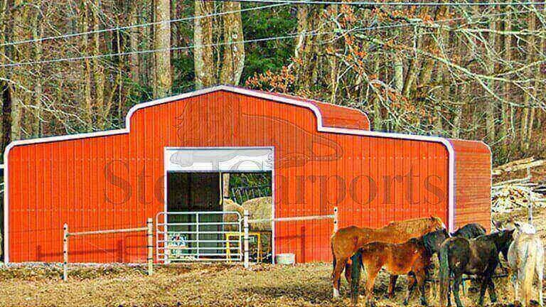 36×31 Regular Style Barn