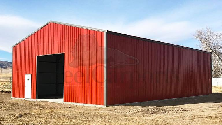 40×60 Commercial Building