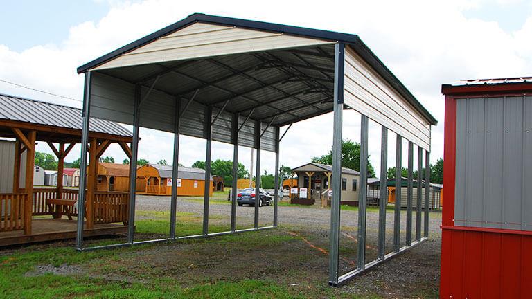 Steel Boat Carports
