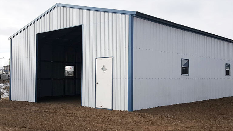 Commercial Steel Structure
