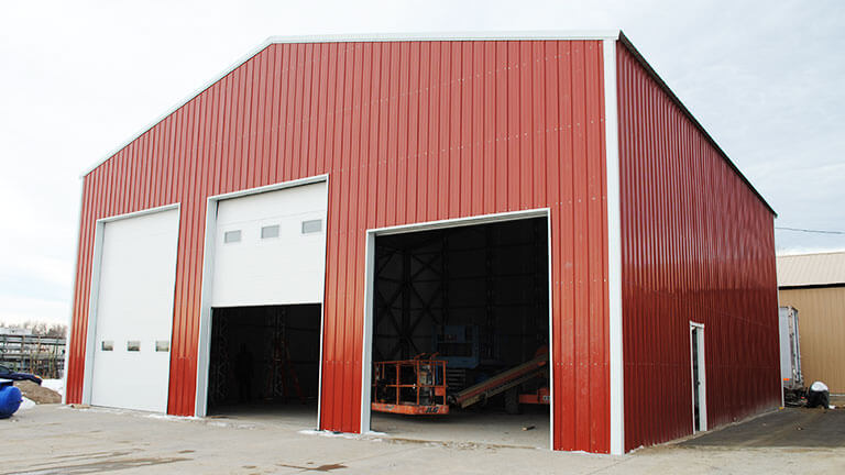 Metal Workshop Buildings